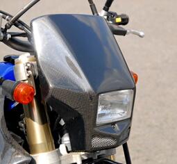 【Magical Racing】頭燈罩 - 「Webike-摩托百貨」