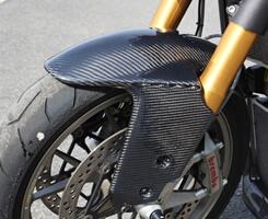 【Magical Racing】GP型前土除  - 「Webike-摩托百貨」