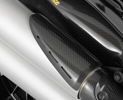 【Magical Racing】排氣管消音器護蓋 - 「Webike-摩托百貨」
