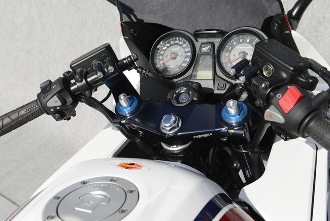 【YAMAMOTO RACING】上三角台 - 「Webike-摩托百貨」
