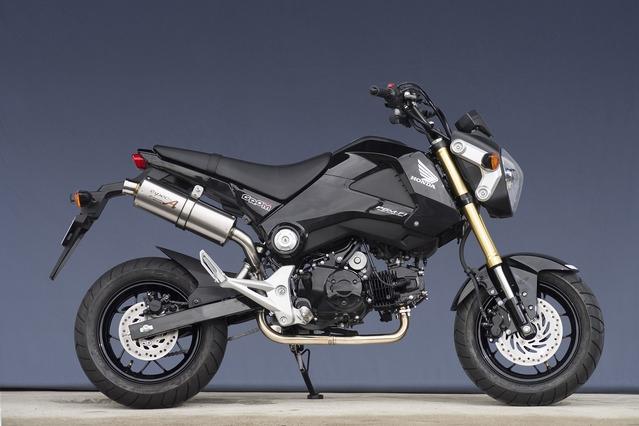 【YAMAMOTO RACING】SUS UP 橢圓型排氣管尾段 - 「Webike-摩托百貨」