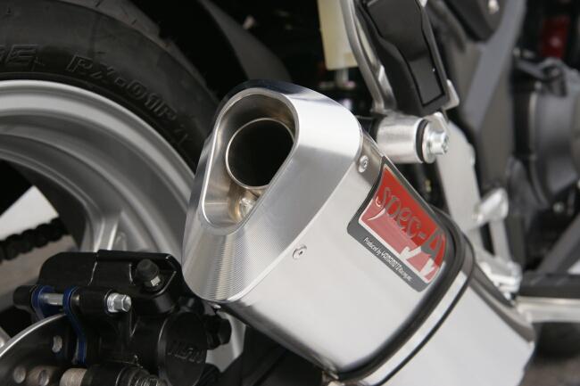 【YAMAMOTO RACING】SPEC-A TYPE-SA 不銹鋼全段排氣管 - 「Webike-摩托百貨」