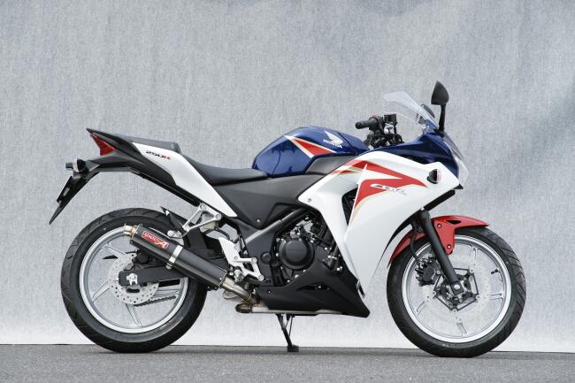 【YAMAMOTO RACING】SPEC-A 不銹鋼碳纖維全段排氣管 - 「Webike-摩托百貨」
