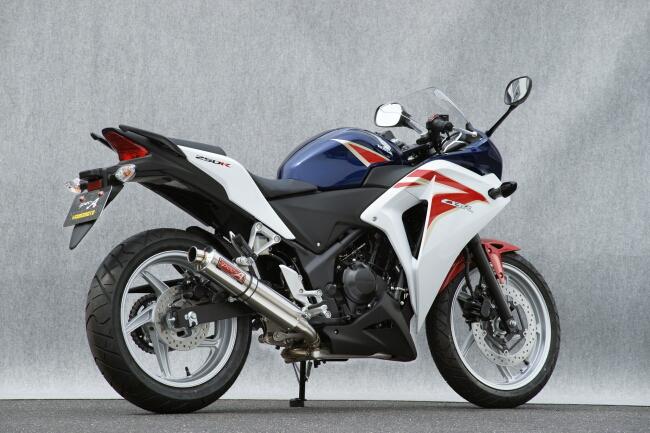 【YAMAMOTO RACING】SPEC-A 不銹鋼鈦合金全段排氣管 - 「Webike-摩托百貨」