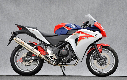 【YAMAMOTO RACING】SPEC-A TYPE-1 競賽専用全段排氣管   - 「Webike-摩托百貨」