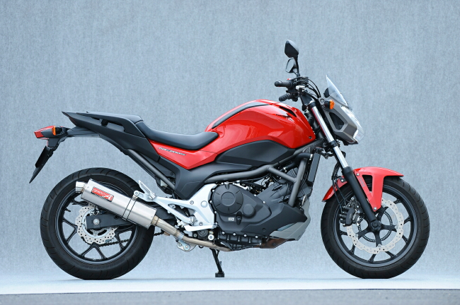 【YAMAMOTO RACING】SPEC-A 橢圓型排氣管尾段 - 「Webike-摩托百貨」