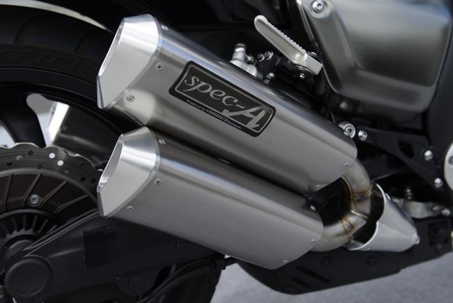 【YAMAMOTO RACING】SPEC-A 鈦合金排氣管尾段 - 「Webike-摩托百貨」