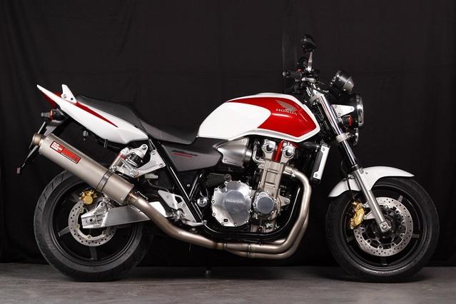 【YAMAMOTO RACING】Spec A Down 全段排氣管 - 「Webike-摩托百貨」