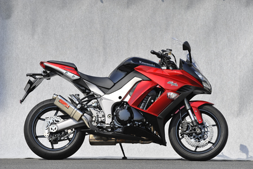 【YAMAMOTO RACING】NINJA1000 SUS  TWIN TYPE-S 排氣管尾段 - 「Webike-摩托百貨」
