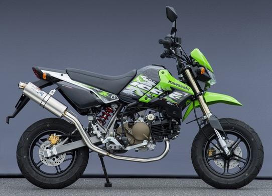 【YAMAMOTO RACING】SUS Down競賽型鈦合金排氣管尾段 - 「Webike-摩托百貨」