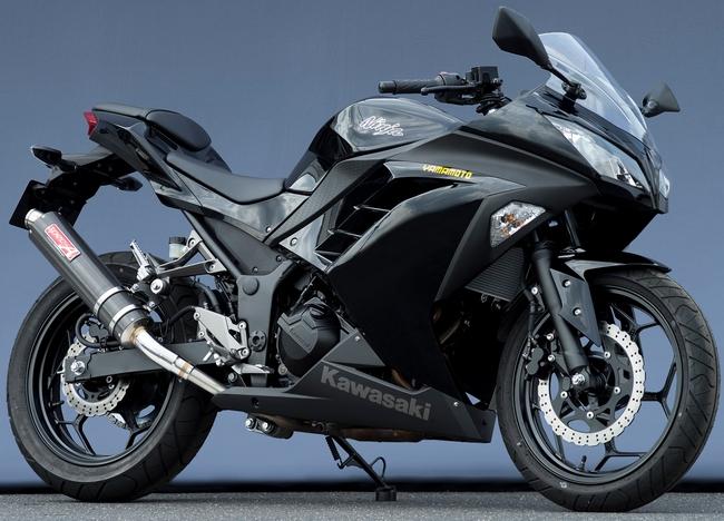 【YAMAMOTO RACING】SPEC-A 碳纖維 排氣管尾段 - 「Webike-摩托百貨」