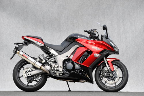 【YAMAMOTO RACING】SPEC-A 鈦合金4-2-1 LONG 全段排氣管 - 「Webike-摩托百貨」