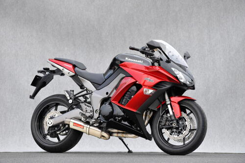 【YAMAMOTO RACING】SPEC-A 鈦合金4-2-1 TYPE-S 全段排氣管 - 「Webike-摩托百貨」