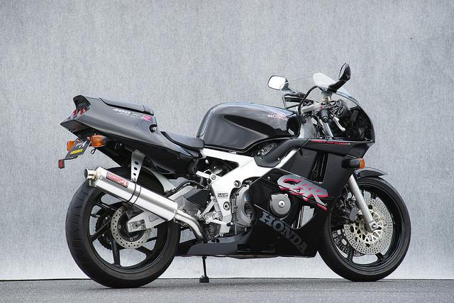【YAMAMOTO RACING】CBR400RR SUS4-1 鈦合金全段排氣管 - 「Webike-摩托百貨」