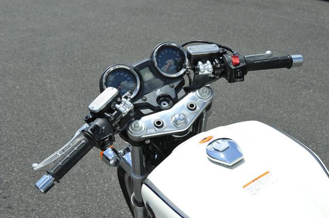 ヤマモトレーシング YAMAMOTO RACING:セパレートハンドル