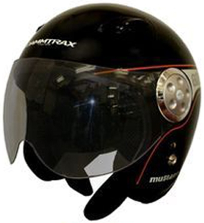 【DAMMTRAX】EX安全帽風鏡 - 「Webike-摩托百貨」