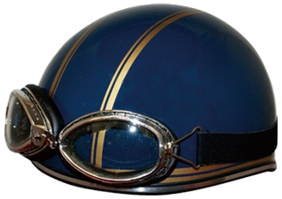 【DAMMTRAX】STREET-J  條紋樣式安全帽 - 「Webike-摩托百貨」