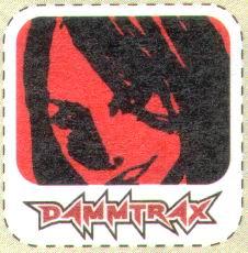 【DAMMTRAX】Dam貼紙 - 「Webike-摩托百貨」