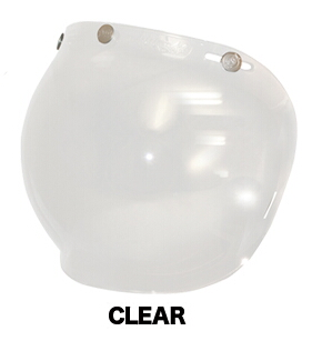 【DAMMTRAX】(防脫落)不可掀式泡泡鏡片 - 「Webike-摩托百貨」
