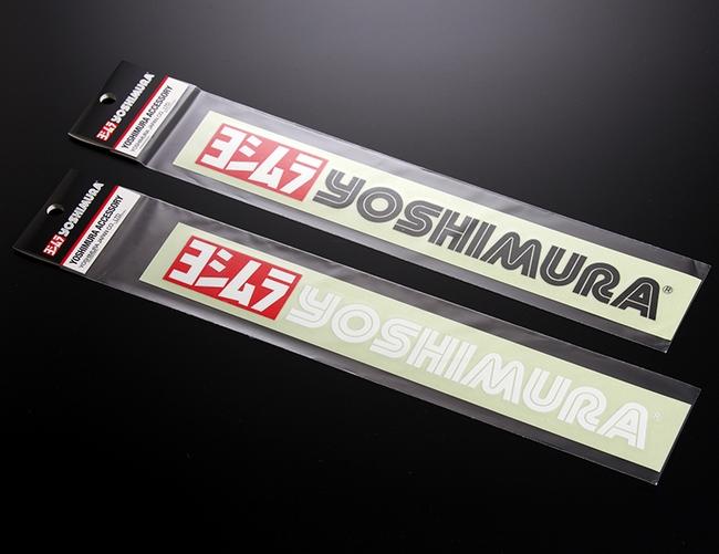 【YOSHIMURA】YOSHIMURA貼紙 - 「Webike-摩托百貨」