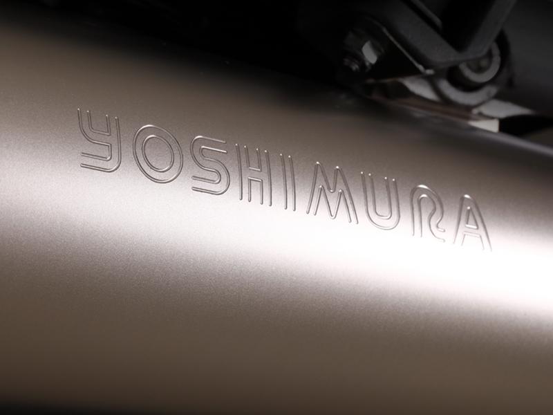 【YOSHIMURA】CYCLONE2「Katana-Drag2」鈦合金手工彎管全段排氣管 - 「Webike-摩托百貨」