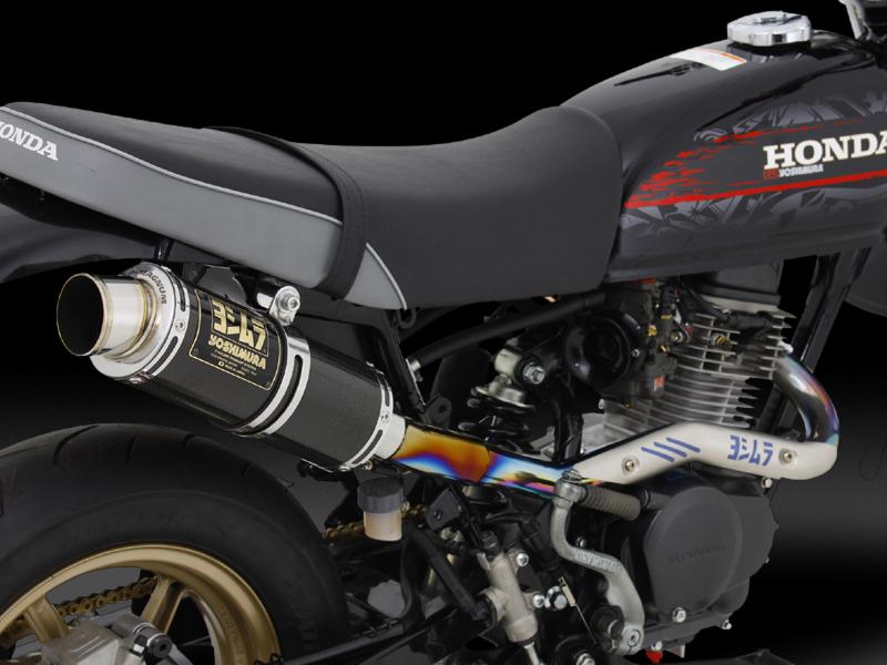 【YOSHIMURA】RACING TITANIUM CYCLONE全段排氣管 (GP-MAGNUM R-SPEC) - 「Webike-摩托百貨」