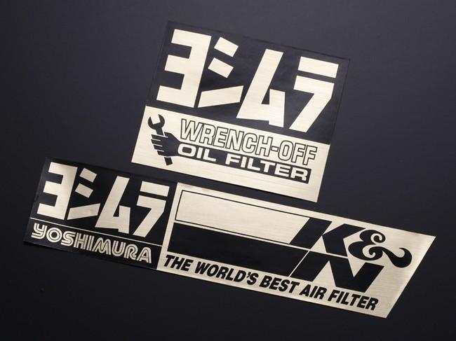 YOSHIMURA ヨシムラ:K&Nリプレイスメントエアフィルター