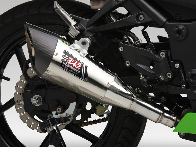 【YOSHIMURA】R-11 CYCLONE 1END EXPORT SPEC 排氣管尾段 - 「Webike-摩托百貨」