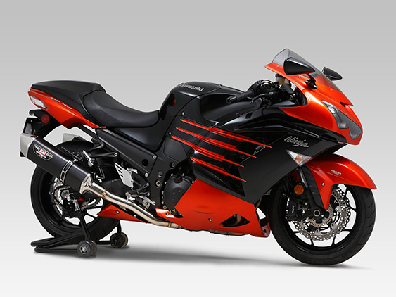 【YOSHIMURA】HEPTA FORCE CYCLONE EXPORT SPEC 排氣管尾段 - 「Webike-摩托百貨」