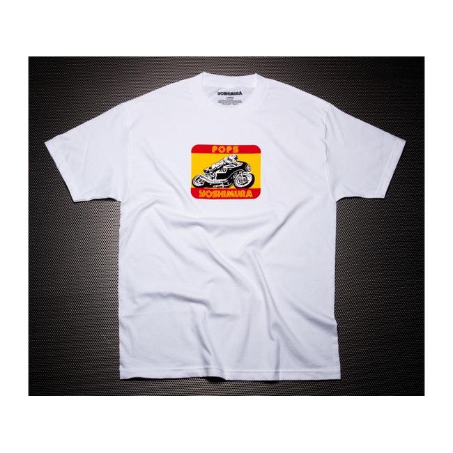 【YOSHIMURA】美國吉村 POPS Stika T恤 - 「Webike-摩托百貨」