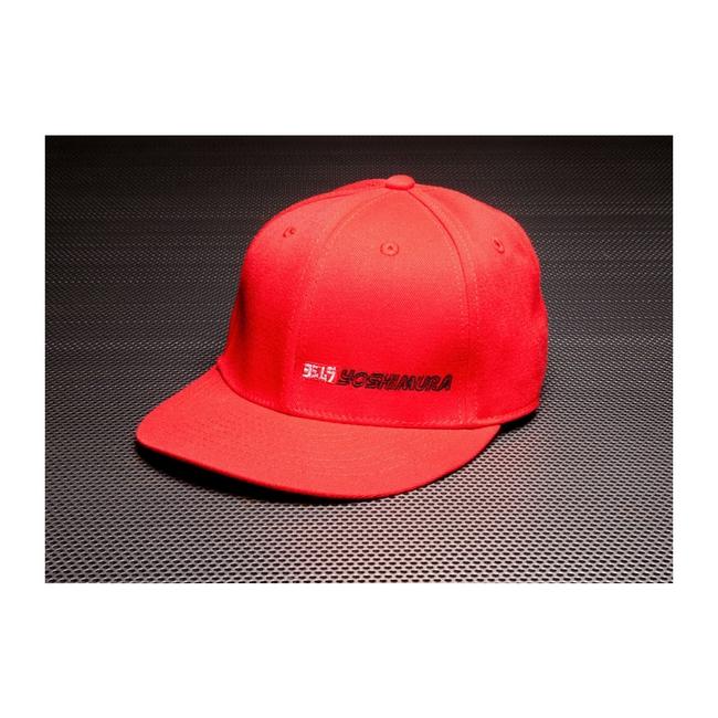 【YOSHIMURA】US Yoshimura Logo 小帽 - 「Webike-摩托百貨」