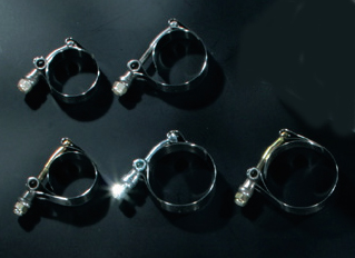 【SUPER TRAPP】排氣管吊環 - 「Webike-摩托百貨」