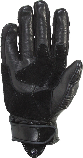 【ROUGH&ROAD】Extreme碳纖維皮革手套 - 「Webike-摩托百貨」
