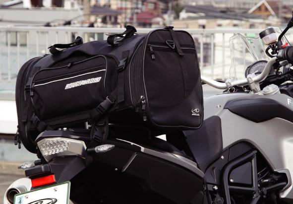 【ROUGH&ROAD】旅行後座包80 - 「Webike-摩托百貨」