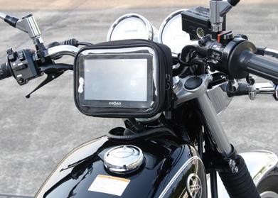 【ROUGH&ROAD】Gadget P.A.S把手護套導航機包 - 「Webike-摩托百貨」