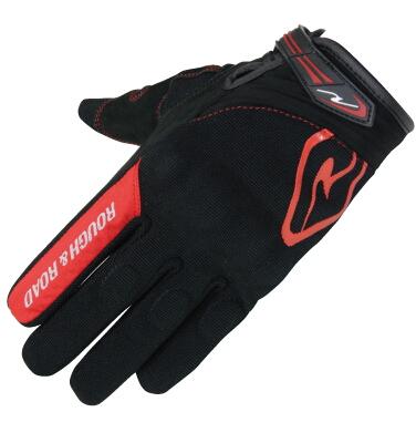 【ROUGH&ROAD】Comfort指關節防護手套 - 「Webike-摩托百貨」