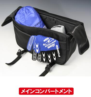 【ROUGH&ROAD】RSL單邊側掛包 - 「Webike-摩托百貨」
