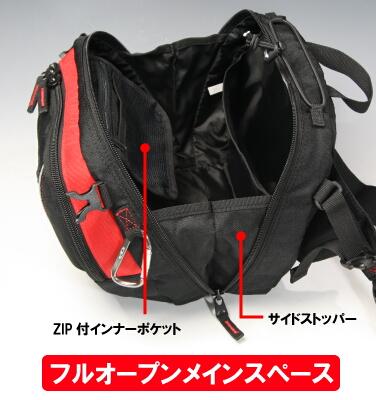 【ROUGH&ROAD】旅行腰包 - 「Webike-摩托百貨」