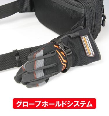 【ROUGH&ROAD】標準腰包 - 「Webike-摩托百貨」