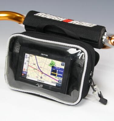 【ROUGH&ROAD】Gadget P.A.S把手護套導航機包附底座 - 「Webike-摩托百貨」