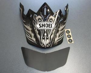 【SHOEI】V-430 SCIMITAR 帽緣 - 「Webike-摩托百貨」
