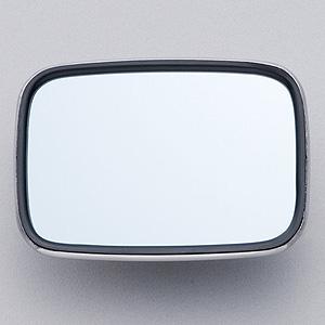 【YAMAHA】方形藍色鏡面後視鏡3(左右共通) - 「Webike-摩托百貨」