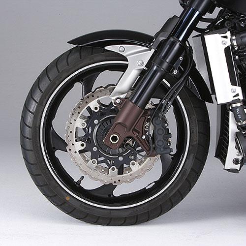【YAMAHA】輪框邊線裝飾貼金屬 鍍鉻 - 「Webike-摩托百貨」