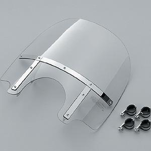 【YAMAHA】DS250用擋風鏡組套 - 「Webike-摩托百貨」
