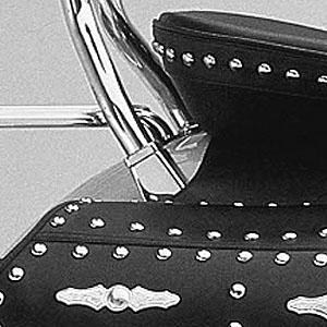 【YAMAHA】後靠背(XV16) - 「Webike-摩托百貨」