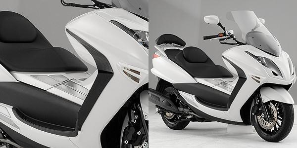 【YAMAHA】仿碳纖維側導風罩(4D9) - 「Webike-摩托百貨」