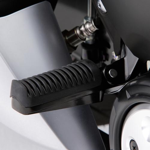 【YAMAHA】舒適型後座腳踏套件 - 「Webike-摩托百貨」