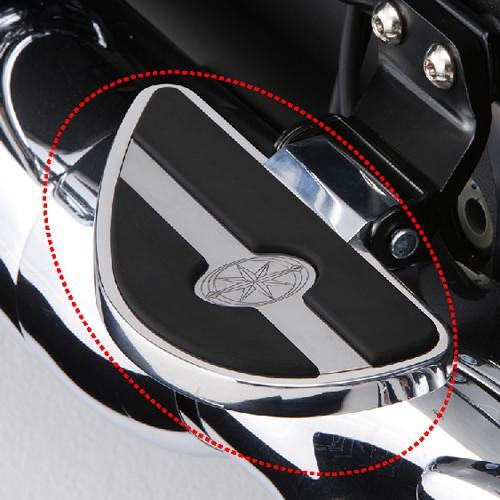 【YAMAHA】後座腳踏板 - 「Webike-摩托百貨」