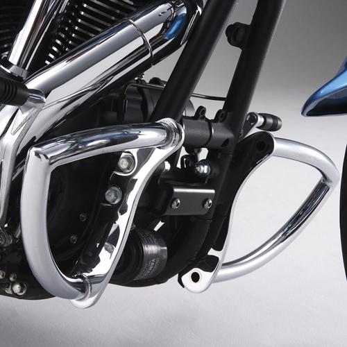 【YAMAHA】引擎保桿 - 「Webike-摩托百貨」