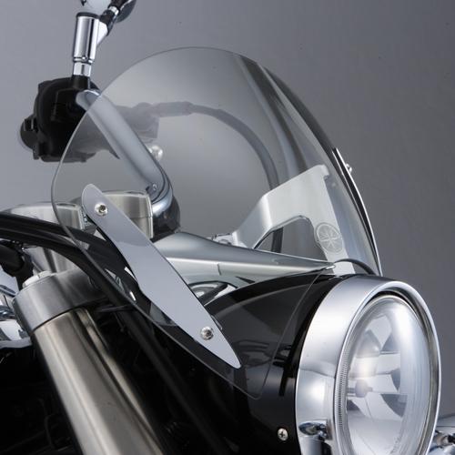 【YAMAHA】Boulevard擋風鏡 - 「Webike-摩托百貨」